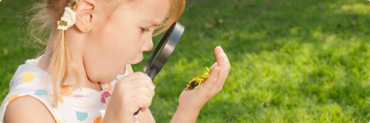 Меры первой помощи детям при укусе насекомого
