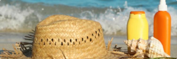 Как «спасти» обгоревшую кожу после солнечных ван