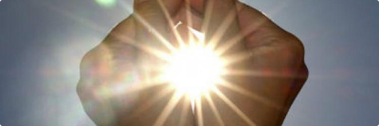 целебная сила солнечных лучей