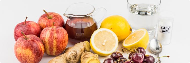 Фрукты для выведения мочевой кислоты