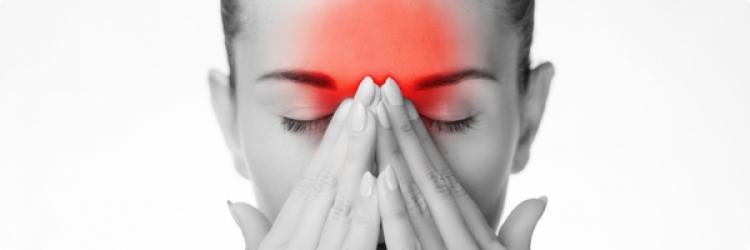 Мигрень - 6 способов унять головную боль