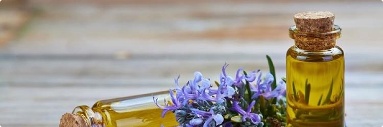 Эфирные масла при проблемной кожи лица