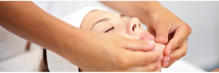 Рефлексотерапия – лечебный массаж лица