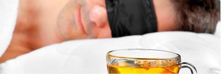Лучшие напитки для здорового сна