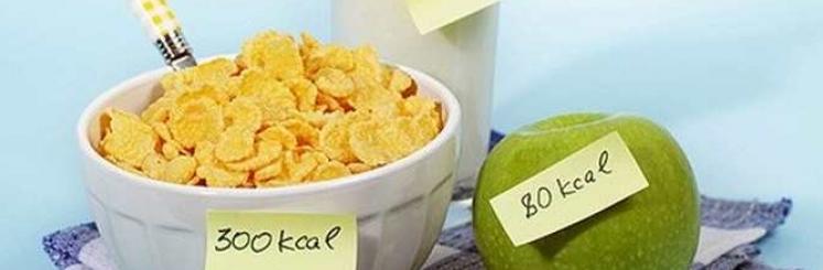 Похудение и калорийность рациона