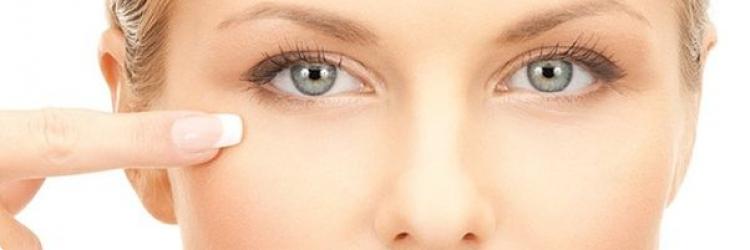 Как избавиться от потемнения и отечности кожи вокруг глаз