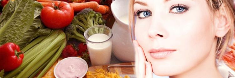 Продукты для красивой кожи, волос и ногтей
