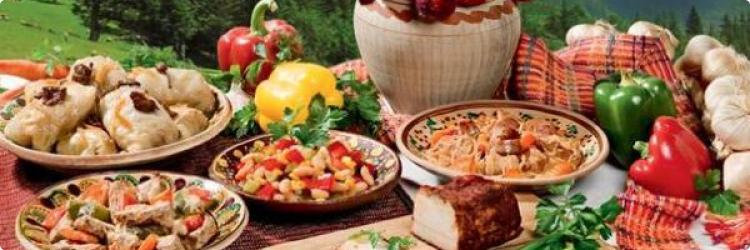 Традиции питания народов России