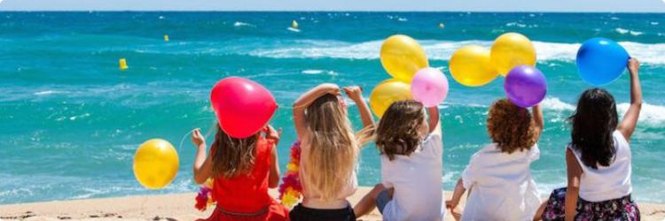 Оздоровительный отдых с ребенком на море