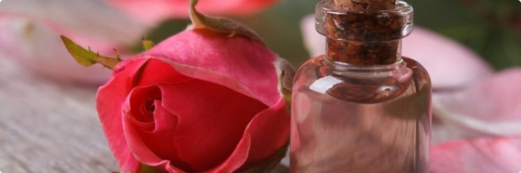 Эфирное масло розы - польза и использование