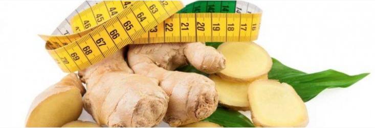 Имбирная диета для похудения