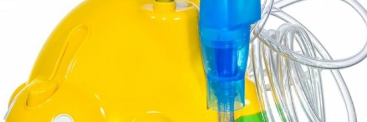 Ингаляция небулайзером детям при кашле и насморке