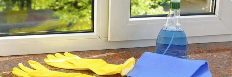 Как правильно заботиться об окнах