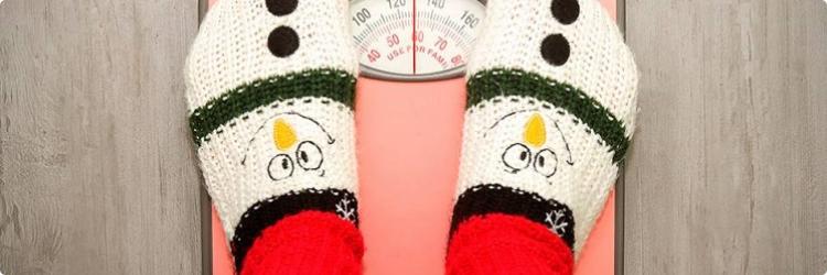 Тонкости похудения зимой