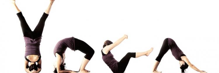 Все для йоги и пилатеса