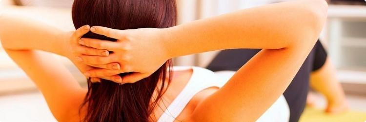 Как облегчить симптомы ПМС с помощью упражнений