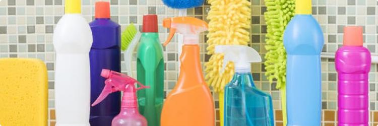 Опасная «чистота». Современные моющие средства