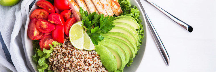 Правильное питание: примерный рацион на каждый день