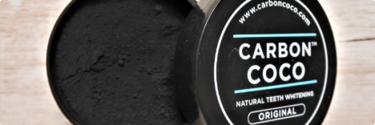 Порошок Carbon Coco для отбеливания зубов. Это развод?