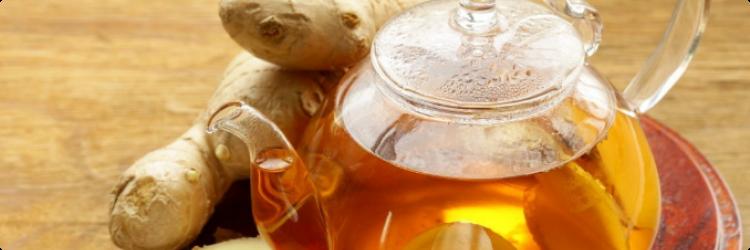 Чай с имбирем – его особенности и различные рецепты применения