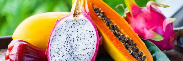 Что нужно обязательно знать про экзотические фрукты?