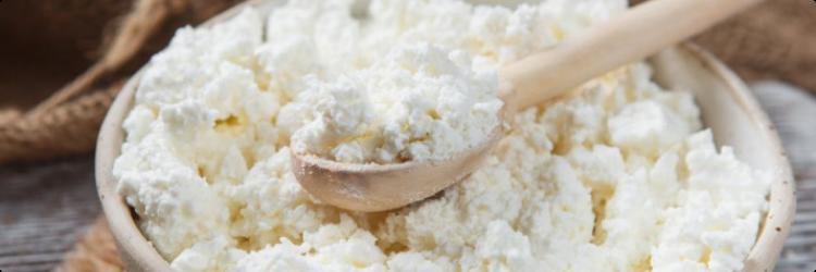 Как выбрать обезжиренный творог, его польза и рецепты