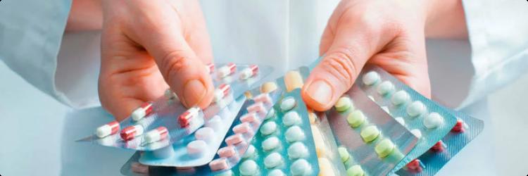Лекарственные средства от молочницы у женщин