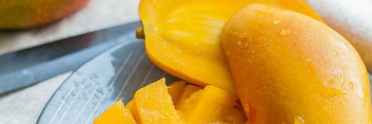 Полезные свойства и вред фрукта манго