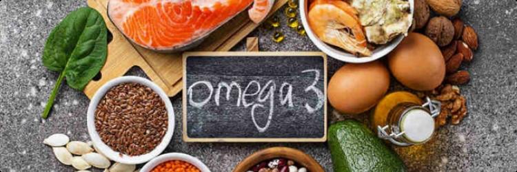 Польза Омега-3 кислот для организма