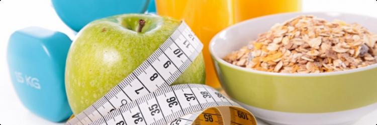 Популярные диетические завтраки для похудения