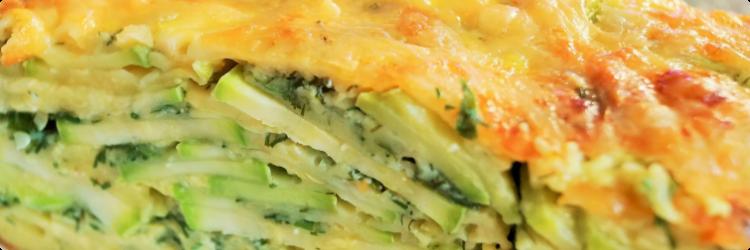 Рецепты вкуснейшей запеканки из кабачков для похудения
