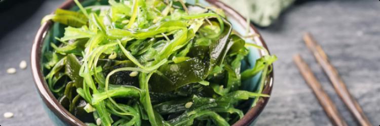 Сколько калорий в морской капусте и ее состав