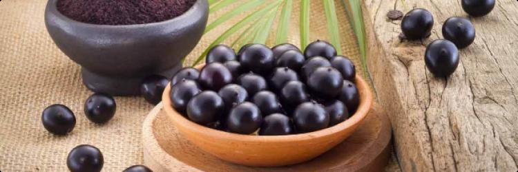 Ягоды асаи и их полезные свойства