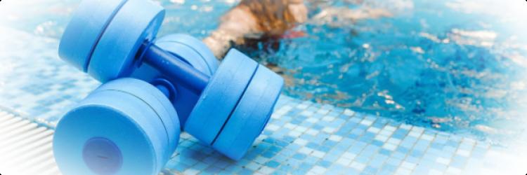Аквааэробика и водное шиацу как способ снятия стресса