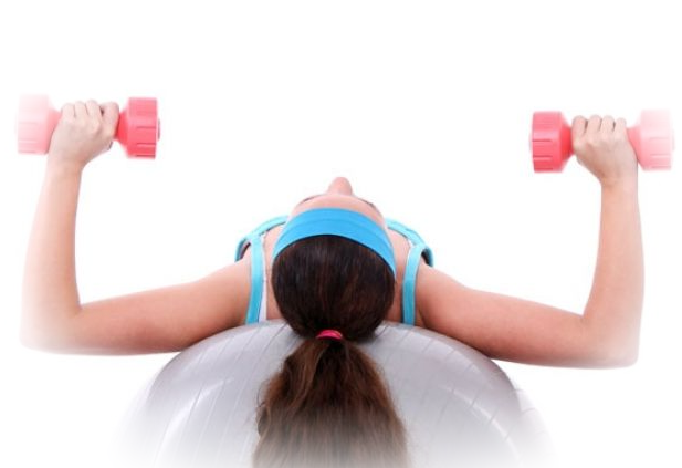 Домашние упражнения для увеличения груди