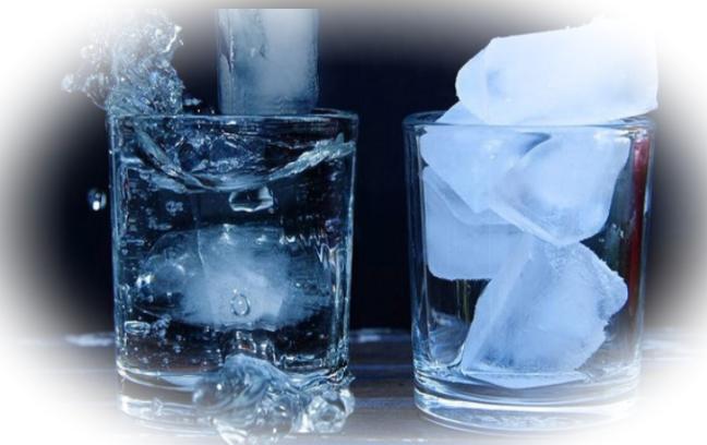 Есть ли польза от талой воды?