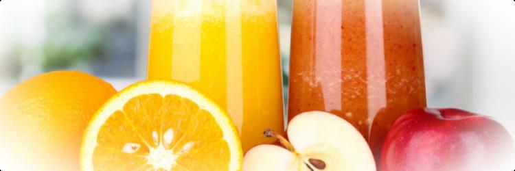 Фреши: открываем секреты пользы свежевыжатого сока