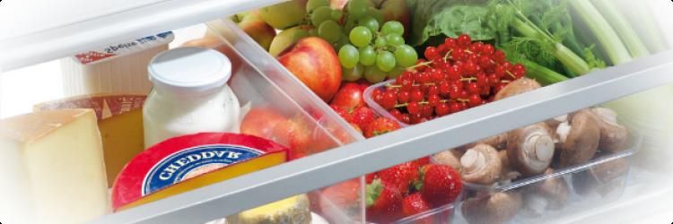 Как хранить продукты, чтобы они оставались свежими