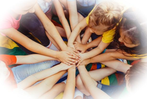 Как научить ребенка заводить друзей