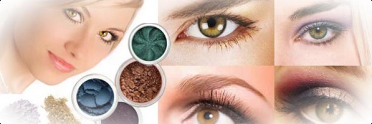 Как правильно подобрать макияж?