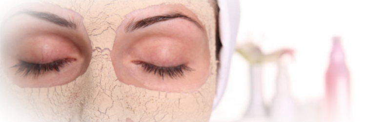 Очищающая Крем-маска от угревой сыпи