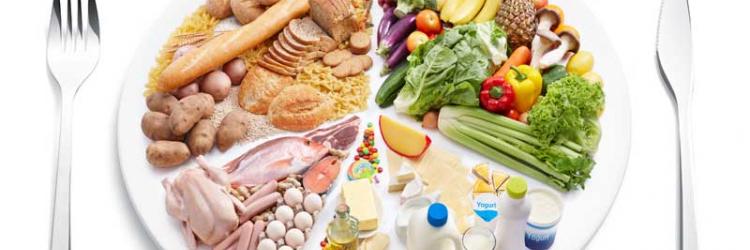 Правильное питание здоровой жизни