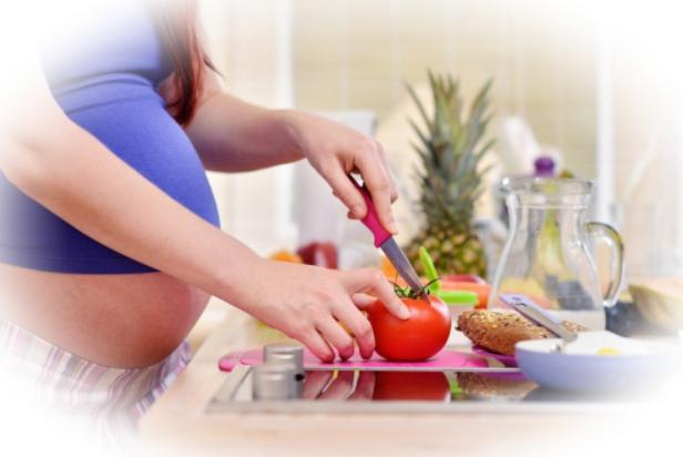 Правильное питание женщины во время беременности