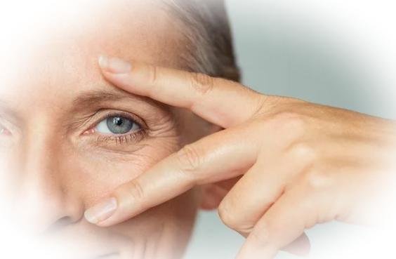Способы борьбы с дряблостью кожи вокруг глаз