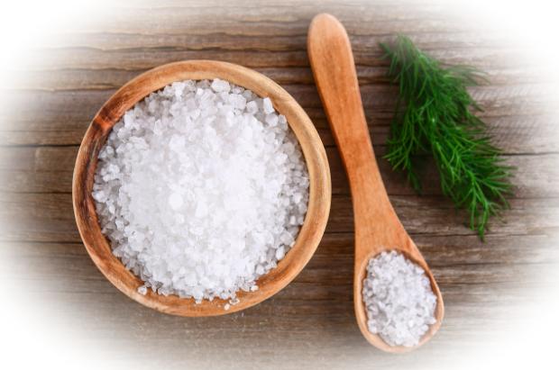 Морская соль для оздоровления и укрепления волос
