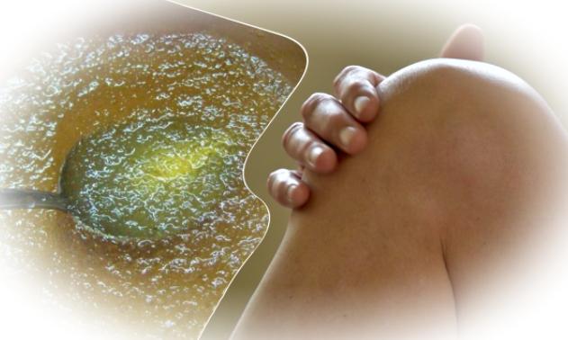 Как желатин действует на суставы