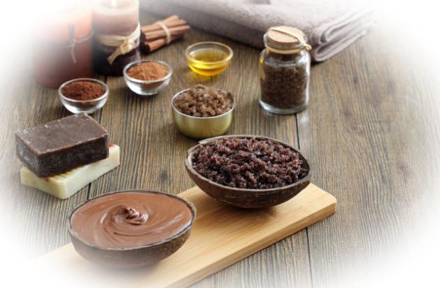 Приготовление Шоколадного Скраба Для Тела
