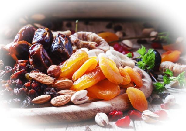 Сухофрукты – вкус и здоровье