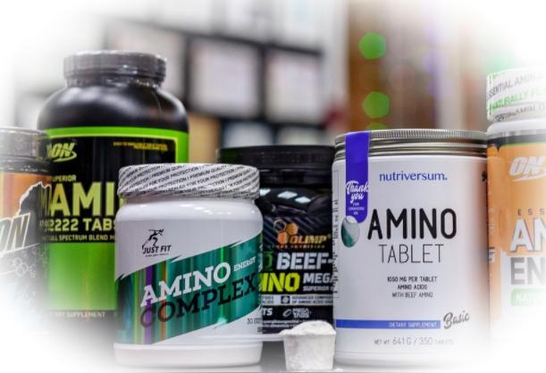 Аминокислоты - лучшие добавки для здоровья и роста мышц