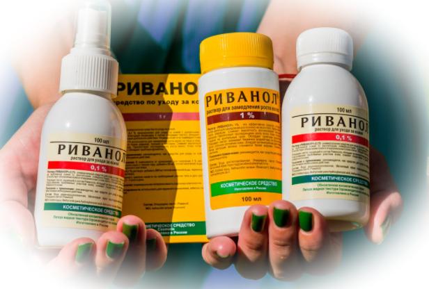 Риванол: косметический раствор для ухода за кожей